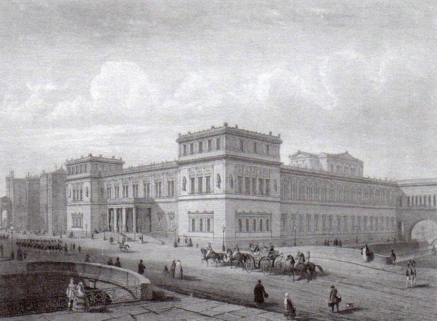 Новый Эрмитаж.Санкт-Петербург