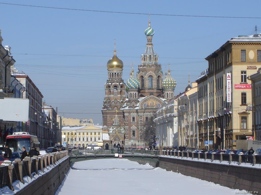 Санкт петербург зима фото