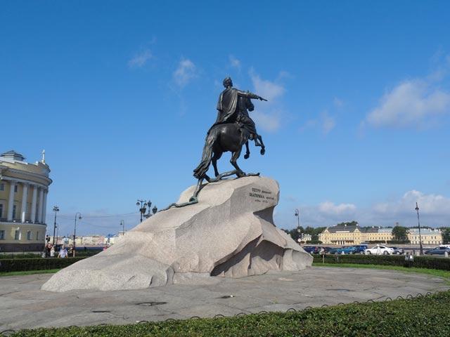 фото медный всадник в санкт-петербурге