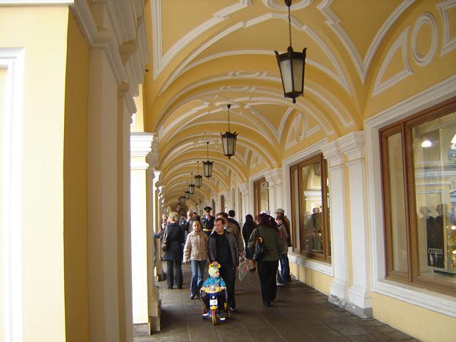 Гостиный Двор Санкт-Петербург фото.