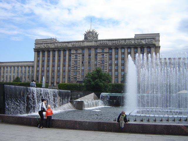 московская площадь санкт петербург фото