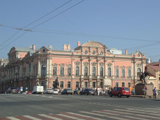Palace Beloselsky-Belozersky