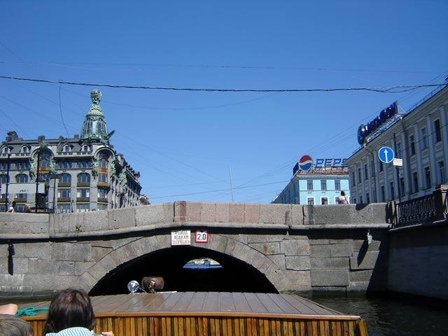 Казанский мост санкт петербург