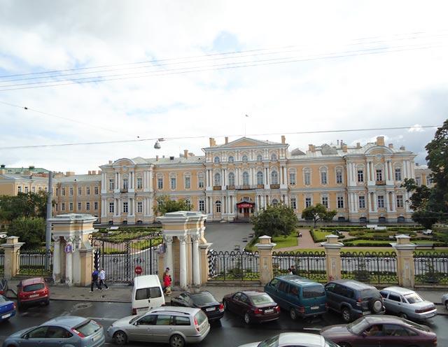 Воронцовский дворец садовая улица