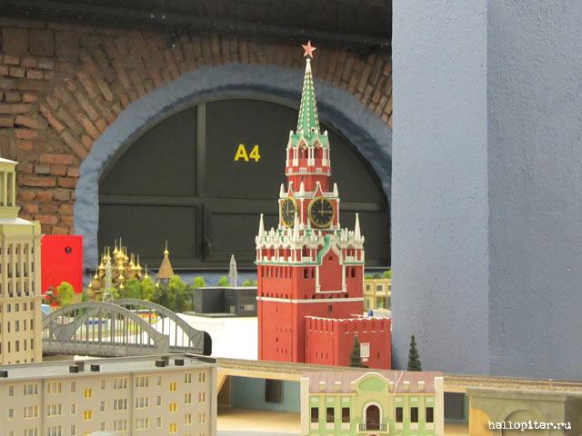 Кремль своими руками фото 692