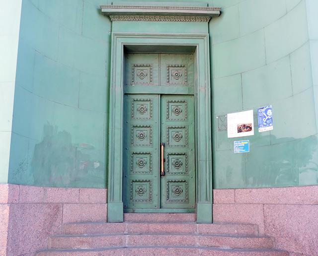 Нарвские триумфальные ворота.Санкт-Петербург.Фото