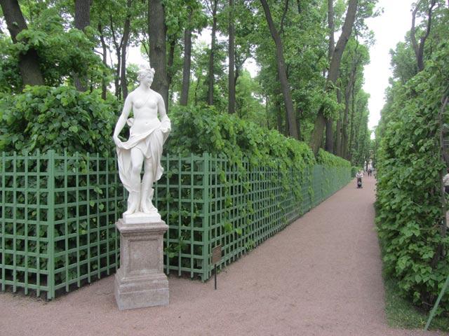 Летний сад санкт петербург