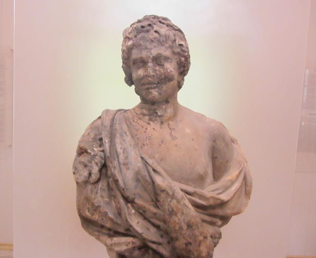 Скульптурная герма италия xviii век