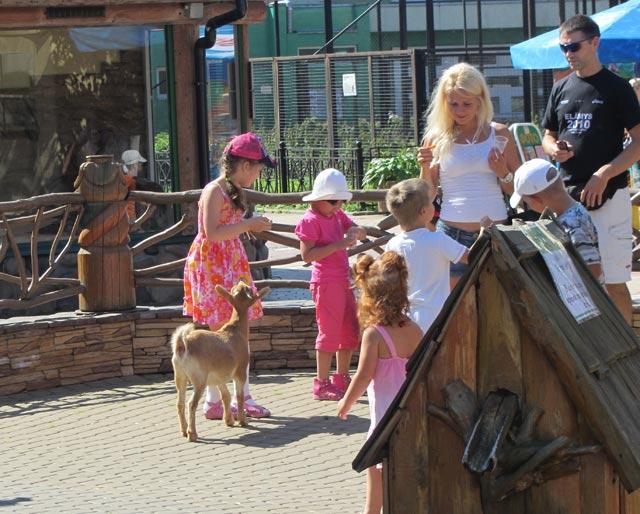 Зоопарк в Санкт-Петебурге