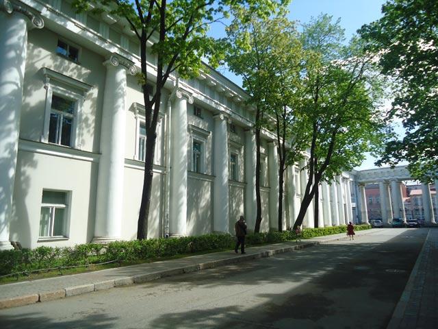 Аничков дворец санкт петербург