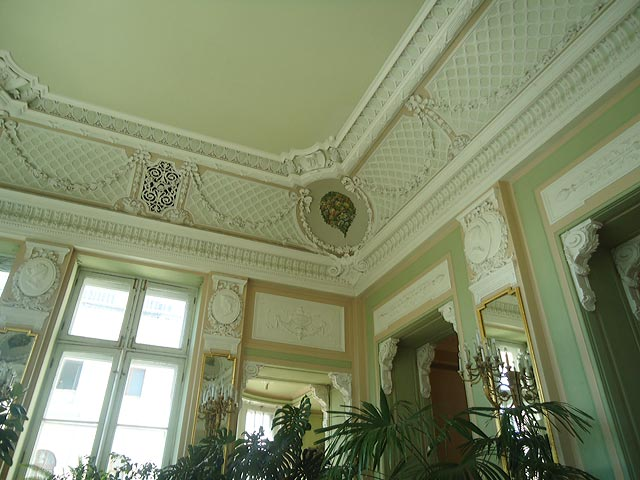 аничков дворец интерьер