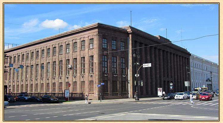 посольство германии в спб