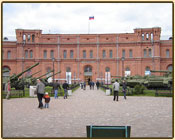 Артиллерийский музей цены на билеты