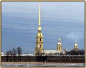 Петропавловская крепость Петропавловский собор время работы